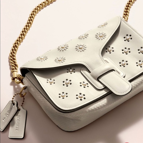 Coach Handbags - Coach x Rodarte Courrier Crossbody